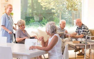 The Importance of Socialization for Senior Citizens